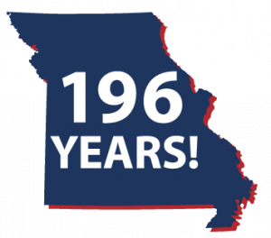 196 Years - Missouri Outline