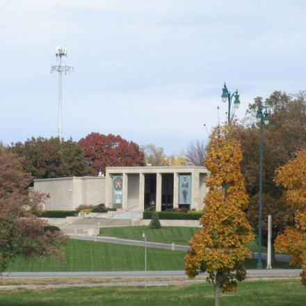 Truman Library. Photograph by Elizabeth McKie.