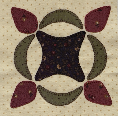 Order No. 11 - Quilted by Cheryl A. Mohr.