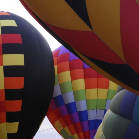A Lot of Hot Air. Photograph by Cheryl Brewer. **Selected for the My Missouri 2021 exhibition**