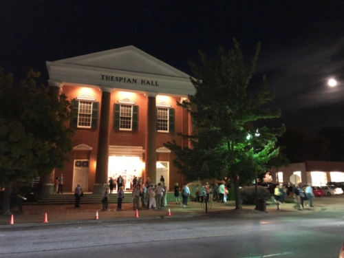 Festival Finale at Thespian Hall