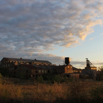 The Federal Mine. Photograph by Roxanna Cummings. **Selected for the My Missouri 2021 exhibition**