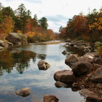 Canyon of the Castor River. Photograph by Roxanna Cummings. **Selected for the My Missouri 2021 exhibition**