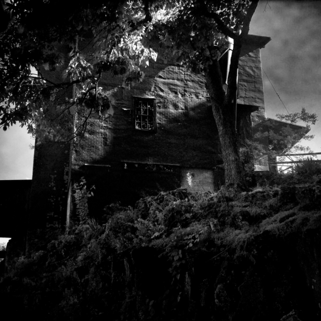 Dark Mill. Photograph by Lawrence Duffy.