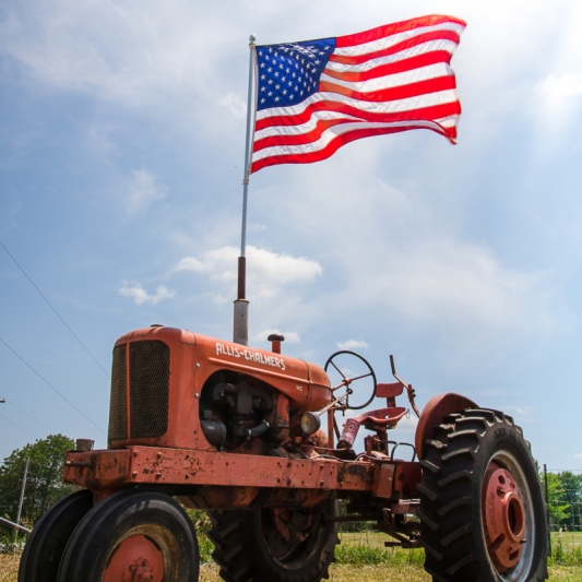 4th of July Pride. Photograph by Heather Emmendorfer. **Selected for the My Missouri 2021 exhibition**