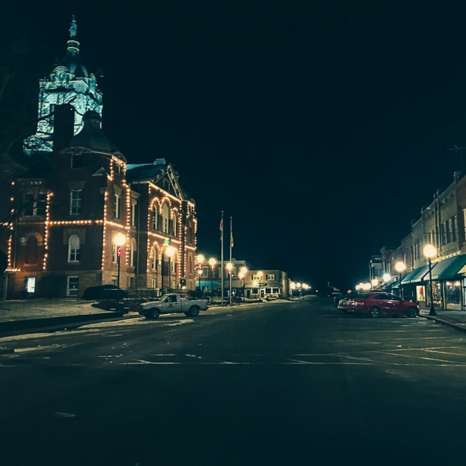 Savannah Square. Photograph by Heather Emmendorfer. **Selected for the My Missouri 2021 exhibition**