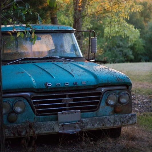 Pop's Truck. Photograph by Heather Hamilton. **Selected for the My Missouri 2021 exhibition**