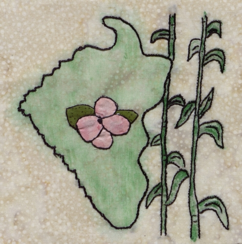 Festivals - Created by Darlene Jackson. **Selected for the Missouri Bicentennial Quilt**