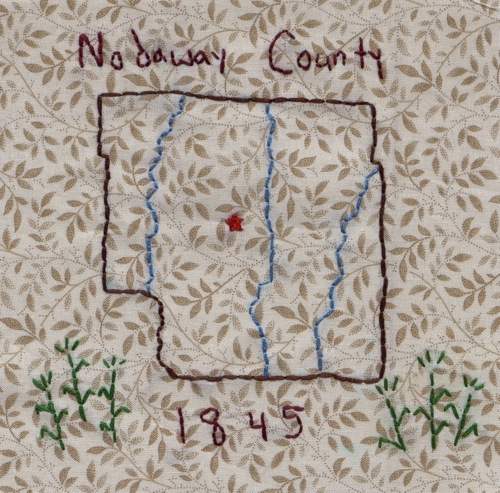 The Nature of Nodaway County - Created by Erin Mullins.