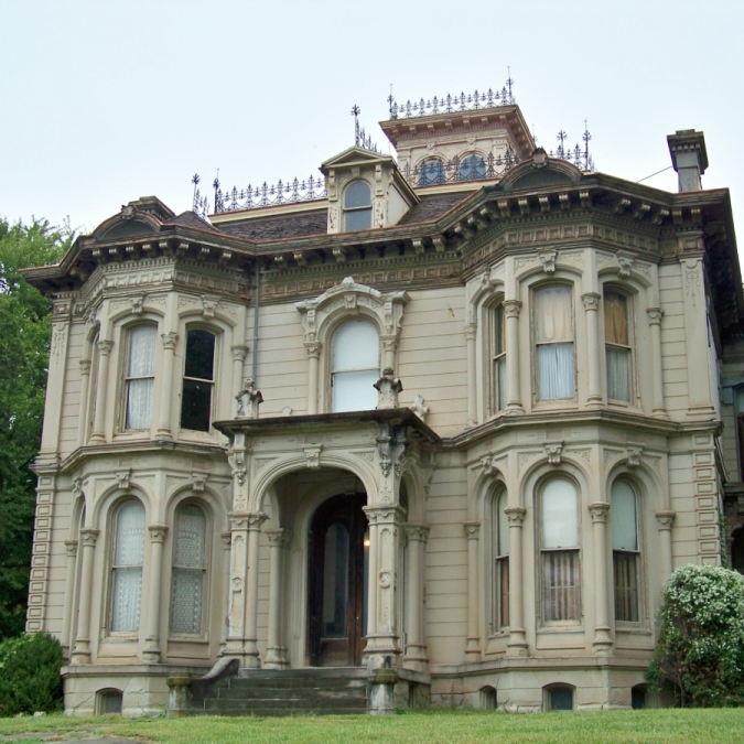 Juliette Papadopoulos-19th-Century Mansion, St Joseph