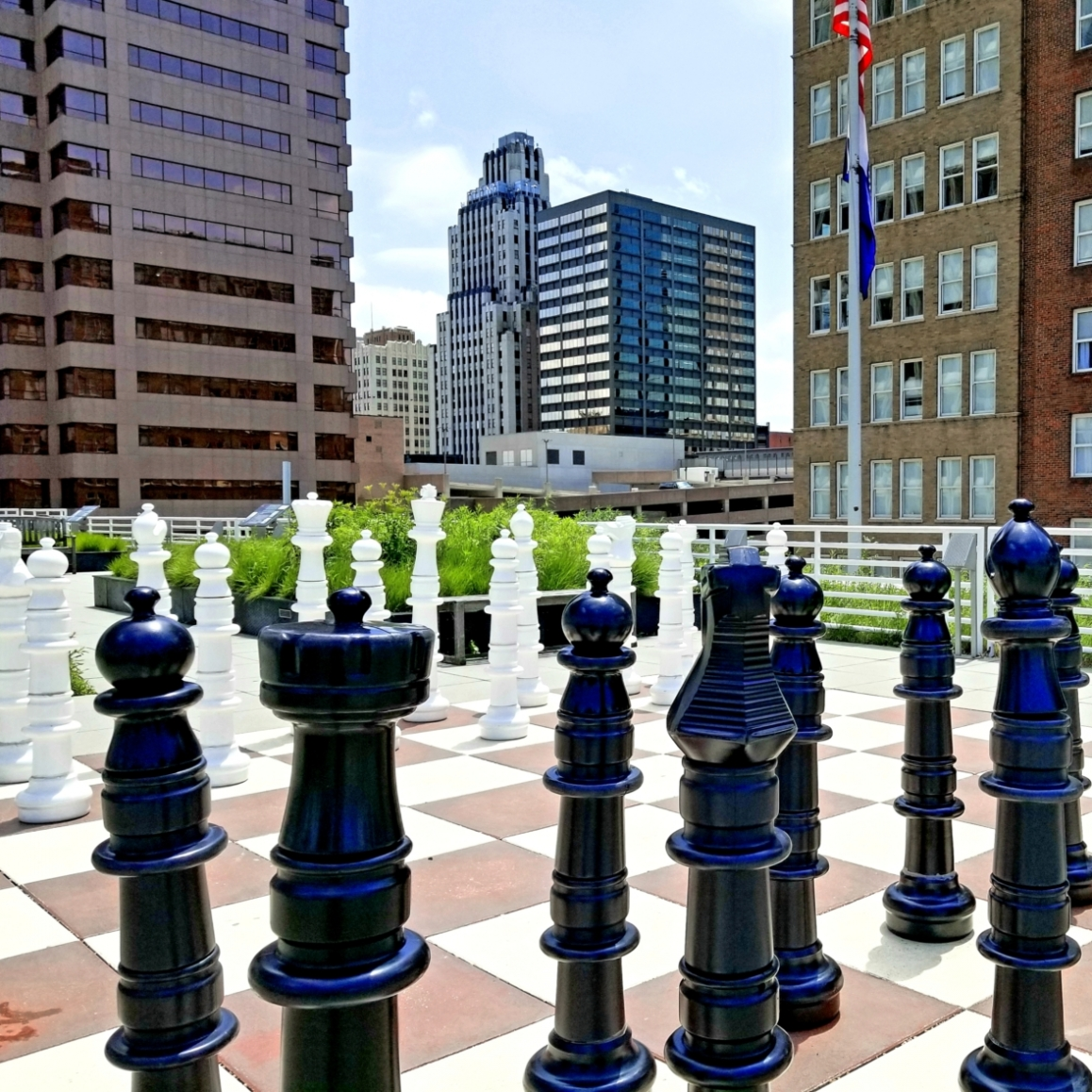 Child-Sized Chess. Photograph by George Pettigrew. **Selected for the My Missouri 2021 exhibition**