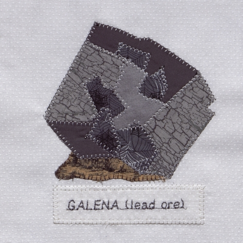 Galena - Created by Cindy Kay Wilbur-Kleopfer. **Selected for the Missouri Bicentennial Quilt**