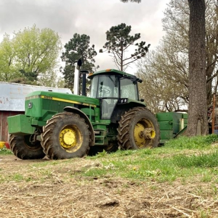 Chore Time at the Farm. Photograph by Ethan Riley.
