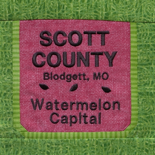 Watermelon Capital - Created by Mendy Russell.