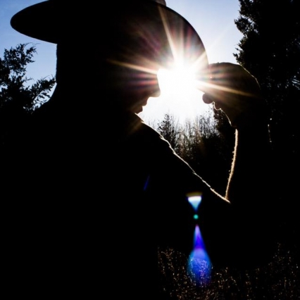 Cowboy Glow. Photograph by Keely Taylor. **Selected for the My Missouri 2021 exhibition**