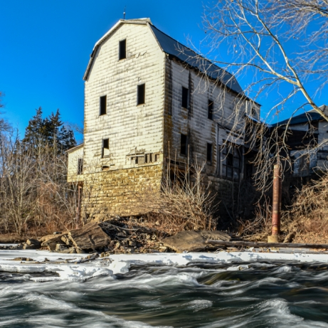 Cedar Hill Mill. Photograph by Scott Villmer. **Selected for the My Missouri 2021 exhibition**