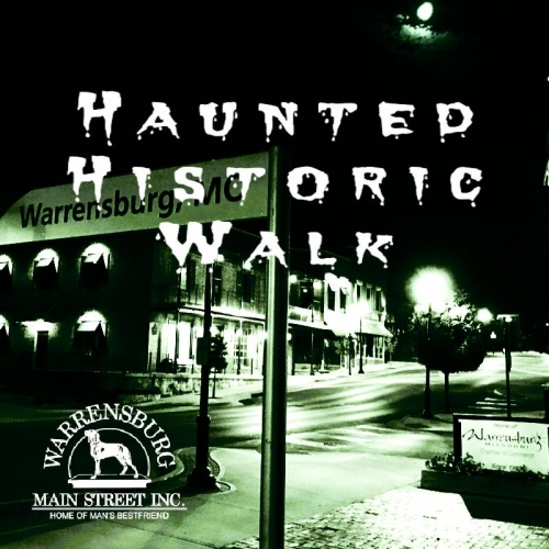 Warrensburg Haunted Historic Walk