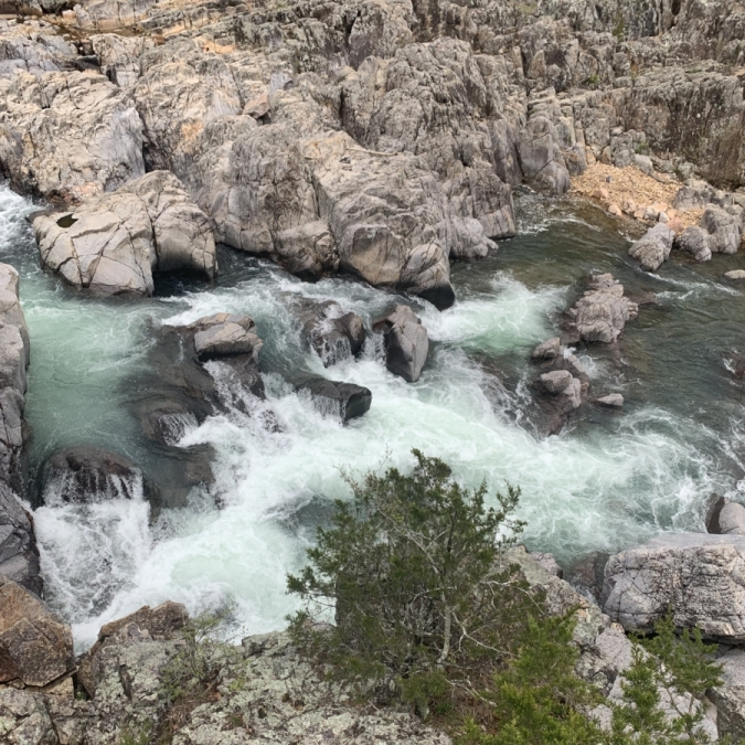 Johnson's Shut-Ins. Photograph by Meagan Williams. **Selected for the My Missouri 2021 exhibition**