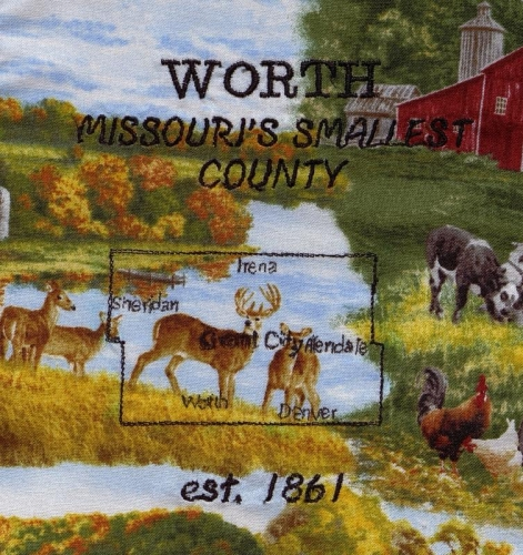 Missouri's Smallest County